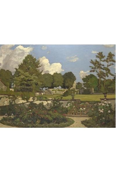 Artikel Henri-Joseph Harpignies - The Painter'S Garden At Saint-Privé 50 x 70 Cm