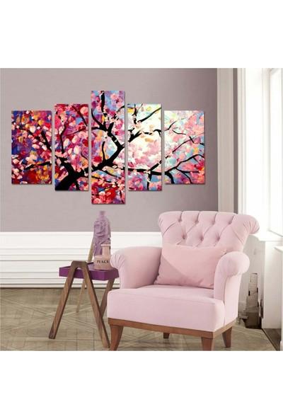 Artikel Blossom Tree 135 x 85 Cm Kanvas Tablo