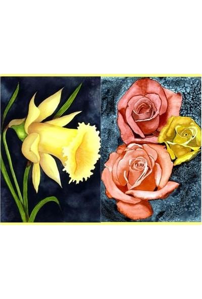 Artikel Beautiful Colors 2 Parça Kanvas Tablo 80 x 100 Cm