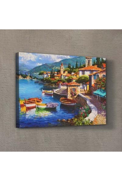 Artikel Mağaza Kanvas Tablo 50 x 70 Cm