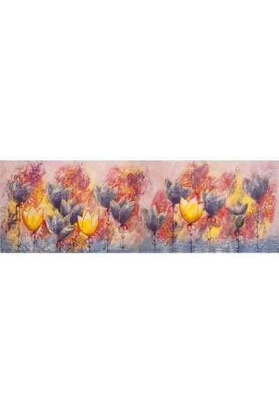 Artikel Is This Love 3 Parça Kanvas Tablo 40 x 120 Cm
