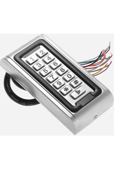 ZKTeco Şifreli ve Kart Okuyucu Dış Ortam Kapı Kontrol
