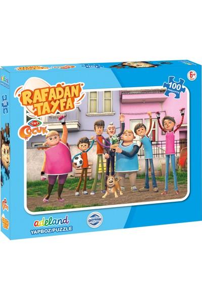 TRT Adeland Rafadan Tayfa Kutulu Puzzle 100'lü