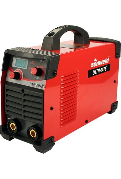 Zenweld Ultımate - 200 1*230V Mma Kaynak Makinası