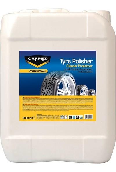 Carpex Lastik Parlatıcı Temizleyici ve Koruyucu 5 Litre