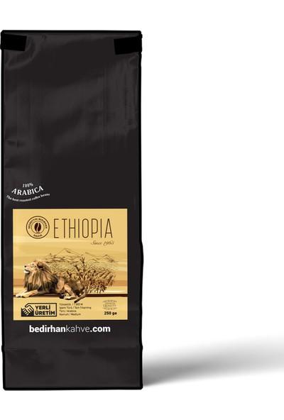 Bedirhan Ethiopia Sidamo (Etiyopya) Filtre Kahve 250 gr