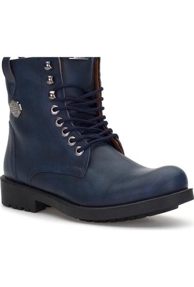 Dark Seer 534X17Nlctx Lacivert Erkek Ayakkabı