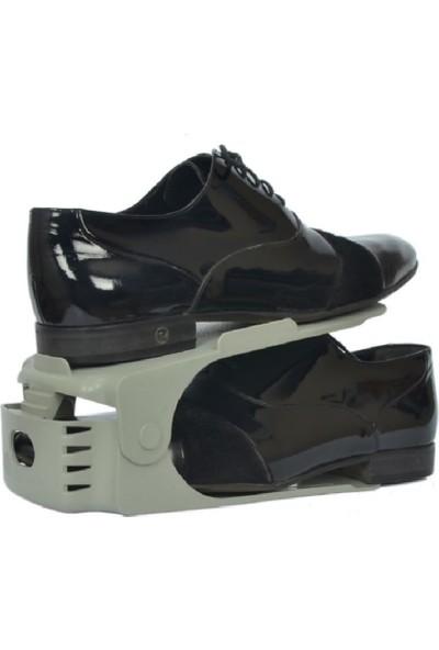 Pi İthalat Ayakkabı Rampası Ayarlanabilir 4 Kademeli Çift Taraflı