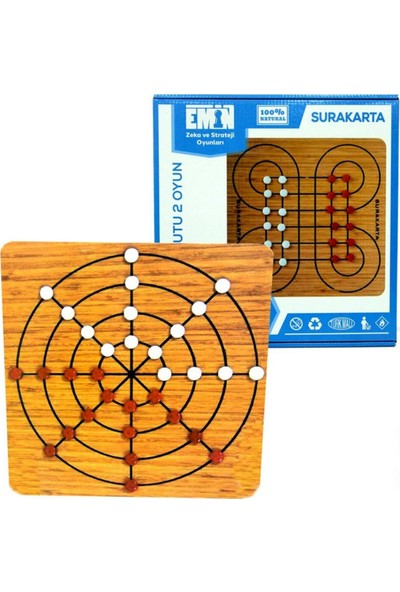 Akın Surakarta Ve Dümen 2 Oyun 1 Kutuda