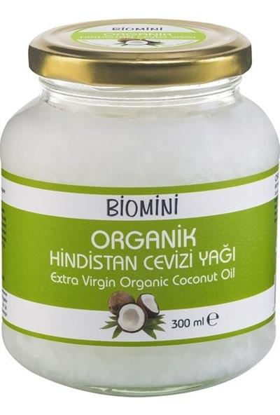Biomini Organik Hindistan Cevizi Yağı - 300 ml