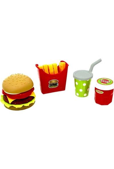Can İthalat Fashion Hamburger Seti
