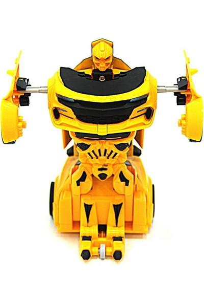 Can İthalat Robota Dönüşebilen Çekbırak Araba
