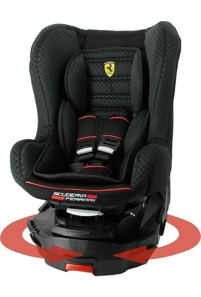 Ferrari Titan Isofixli 0-25 kg 360° Dönebilen Oto Koltuğu - Nero