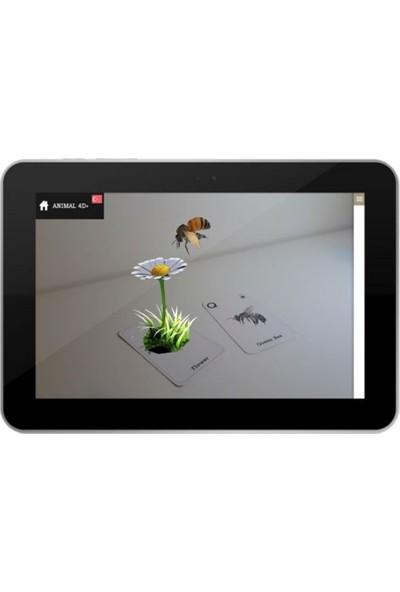 Fun4Edu Hayvanlar 4D+ Artırılmış Gerçeklik Kartları