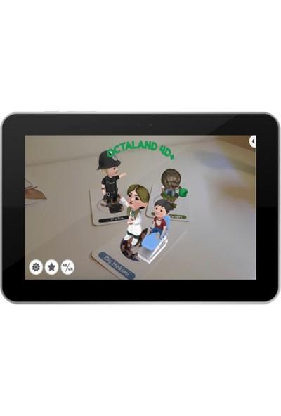 Fun4Edu Meslekler 4D+ Artırılmış Gerçeklik Kartları