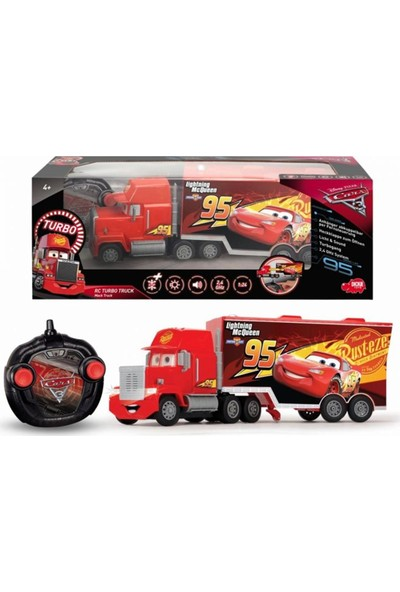 Simba Toys Kumandalı Turbo Mack Tır