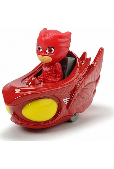 Simba Toys Pj Mask Owl-Glider Baykuş Araba
