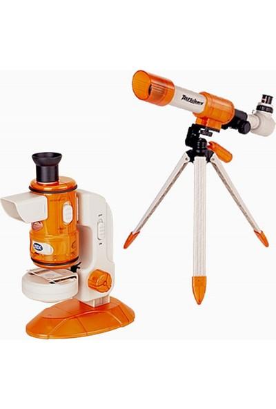 Sunman 2 Si 1 Arada Teleskop Ve Mikroskop