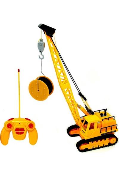 Sunman Crawler Crane 1:30 Kumandalı Vinç