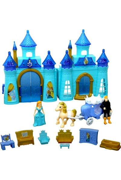 Vardem Büyük Mavi Oyun Şatosu