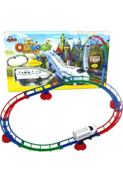 Vardem Işıklı Hızlı Tur Treni 37 Parça