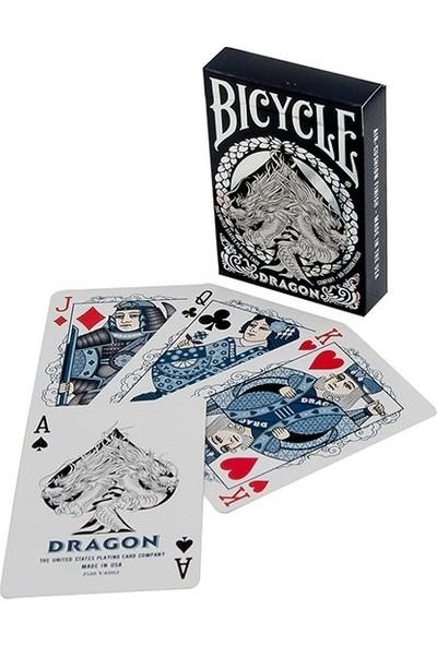Bicycle Dragon Premium Koleksiyonluk İskambil Oyun Kağıdı Kartları