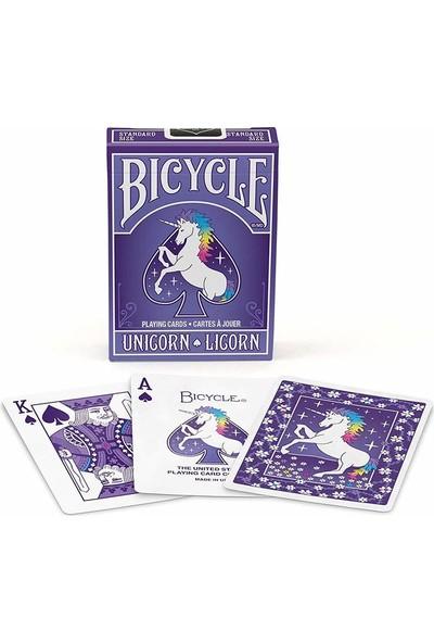 Bicycle Unicorn Premium Koleksiyonluk İskambil Oyun Kağıdı Kartları
