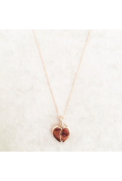 Vella Jewels Açılan Kalp Kolye