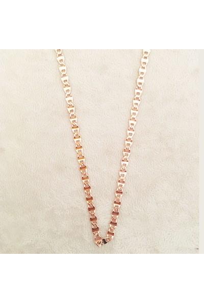 Vella Jewels İtal Kalın Zincir 55 Cm