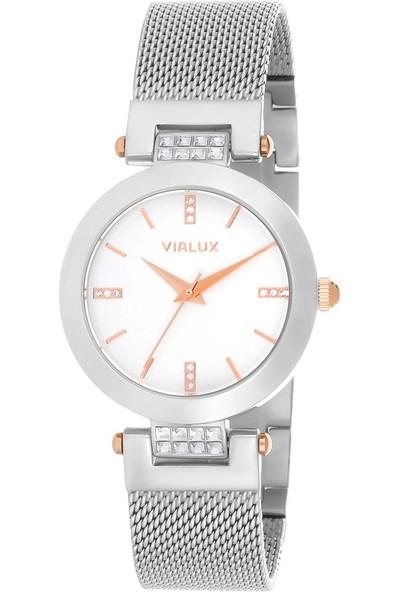 Vialux LJ307T-02TR Kadın Kol Saati