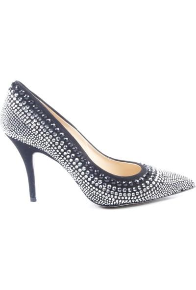 Veyis Usta Kadın Taşlı Abiye Ayakkabı 492408