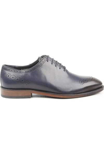 Veyis Usta Erkek Kösele Ayakkabı Zımba Desenli 80188