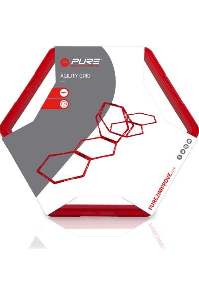 Pure P2I200710 Altıgen Hız Ve Çeviklik Halkası