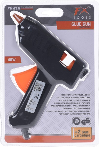 Hepsiburada FX Tools Slikon Tabancası. 40 Watt + 2 Adet Silikon Yapıştırıcı