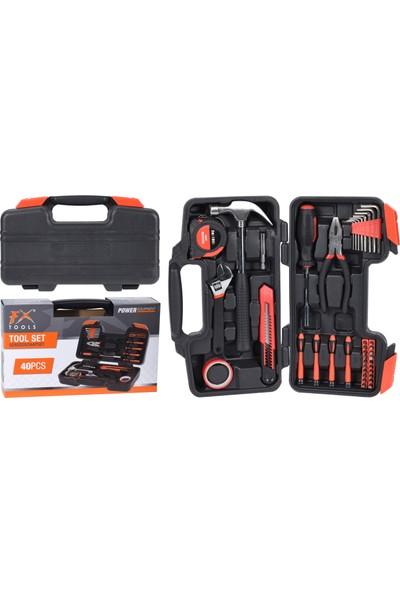 Hepsiburada FX Tools 40 Parça Alet Takım Çantası