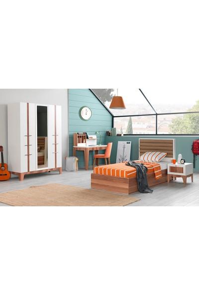 Yıldız Mobilya Orange Genç Odası
