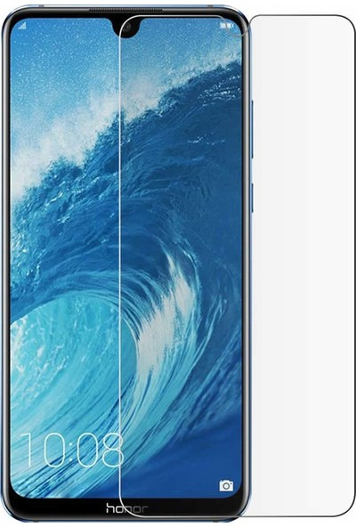 Microcase Honor 8X Max Tempered Glass Cam Ekran Koruma