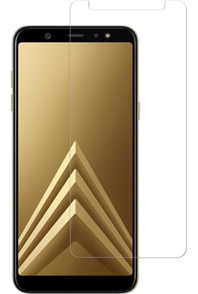 Microcase Samsung Galaxy A9 Star Lite Tempered Glass Cam Ekran Koruma