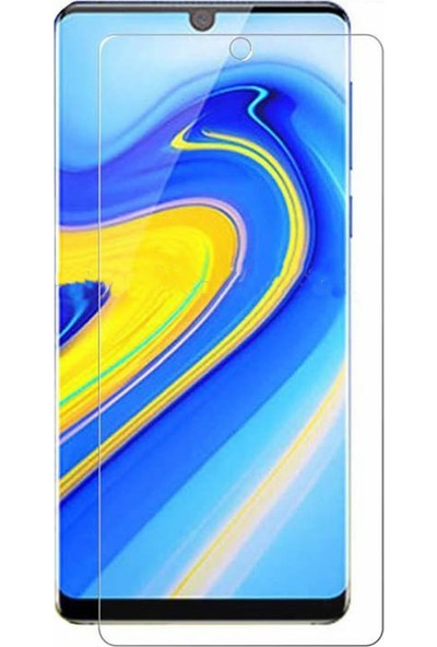 Microcase ZTE Nubia Z18 Tempered Glass Cam Ekran Koruma