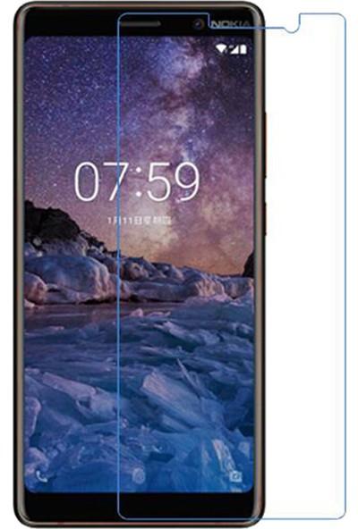Microcase Nokia 7 Plus Nano Glass Ekran Koruma Filmi