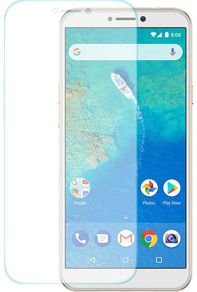 Microcase General Mobile GM 8 GO Nano Glass Ekran Koruma Filmi