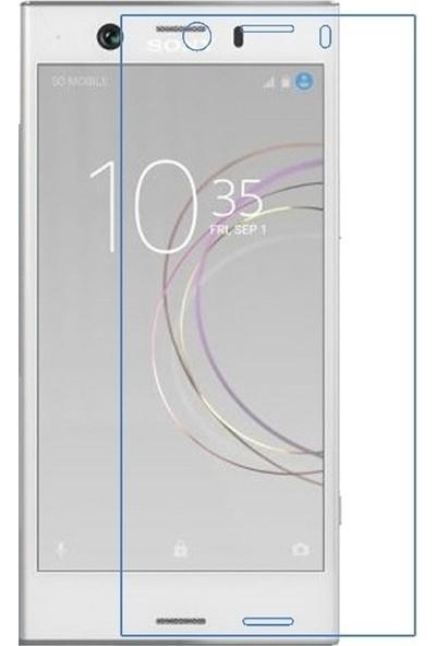 Microcase Sony Xperia XZ1 Compact Nano Glass Ekran Koruma Filmi