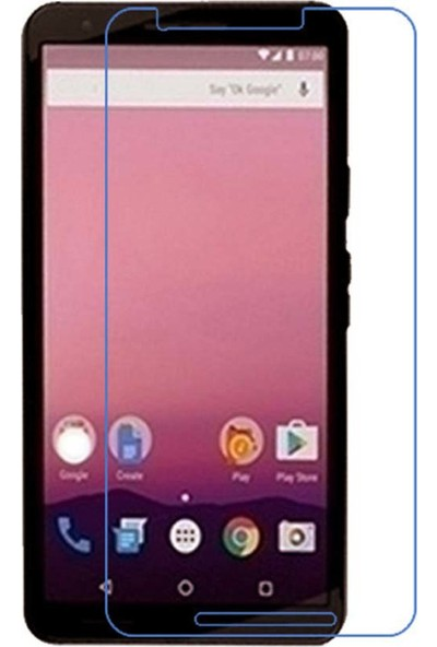 Microcase Google Pixel 2 Nano Glass Ekran Koruma Filmi