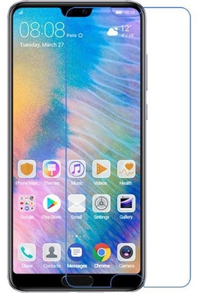 Microcase Huawei Honor 10 Nano Glass Ekran Koruma Filmi