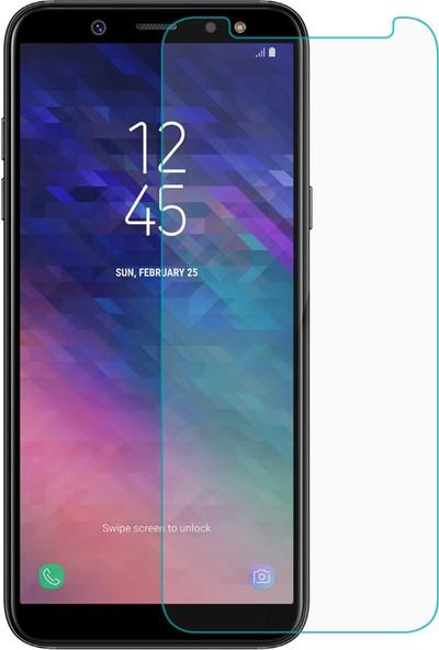 Microcase Samsung Galaxy A6 2018 Nano Glass Ekran Koruma Filmi