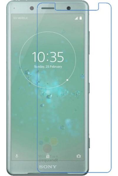 Microcase Sony Xperia XZ2 Compact Nano Glass Ekran Koruma Filmi