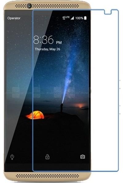 Microcase ZTE Axon 7 5.5 inch Nano Glass Ekran Koruma Filmi