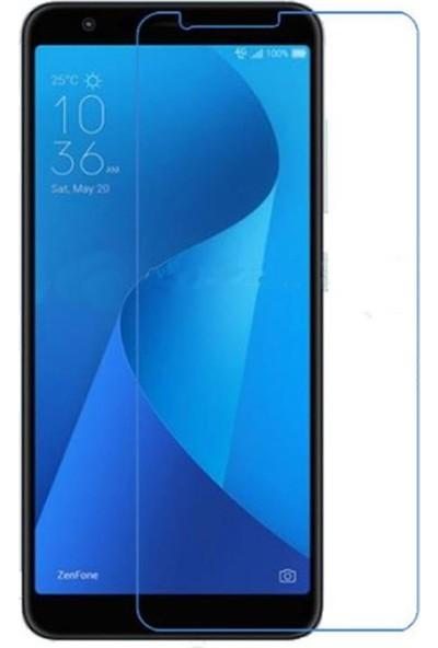 Microcase Asus Zenfone Max Plus (M1) ZB570TL Nano Glass Ekran Koruma Filmi