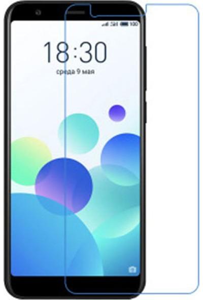 Microcase Meizu M8C Nano Glass Ekran Koruma Filmi