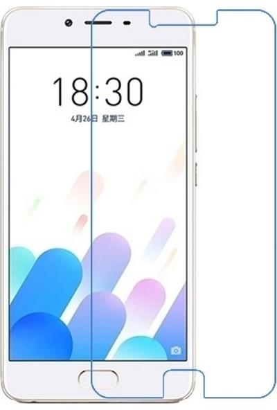 Microcase Meizu E2 5.5 inch Nano Glass Ekran Koruma Filmi
